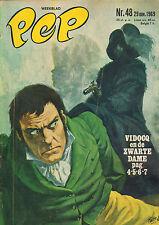 PEP 1969 nr. 48 - THE DREAM (NEDERPOPGROEP UIT TIEL) / COVER HANS G. KRESSE