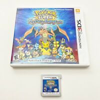 Pokemon Super Mystery Dungeon (Nintendo 3DS, 2015), AUTHENTIC Works FREE SHIP