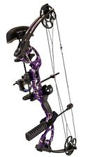 2018 G5 Quest Radical Compound Bow Package Realtree Purple Right Hand 15-70#