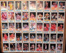 1990/91 Panini PROOF Basketball stickers U PICK Oakley Parish Smits KJ Majerle