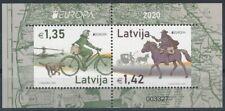 Latvia Europa Block 2020 MNH Ancient Postal Routes ,NEW!!!
