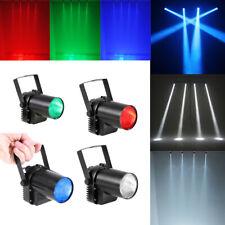 4PCS U`King 30W RGBW Pinspot LED Beam Stage Light Spotlight DJ Disco Party KTV