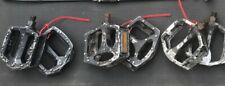 "GT BMX Pedals 1/2"" & 9/16th 1 & 3 Piece Cranks"