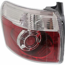 2007 - 2012 GMC ACADIA REAR TAIL LAMP LIGHT OUTER LEFT LH