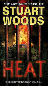 Heat by Stuart Woods, NEW Book, FREE & FAST Delivery, (Mass Market Paperback)