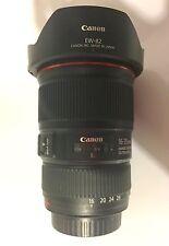 CANON EF 16-35mm 1:4 L IS USM LENS - 16-35 mm f/4.0L