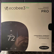 ecobee3 lite smart thermostat pro~BRAND NEW~FACTORY SEAL!