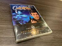 Roger Moore James Bond 007 DVD La Spia Che Me Love Ed Doppio Sigillata Nuovo