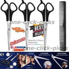 Professional Hairdressing Barber Scissors Salon Hair Cutting Razor Sharp Shear