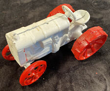 Fordson Tractor Cast Iron Toy Rare Vintage