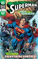 Superman #19 (2020 Dc Comics) First Print Reis Cover