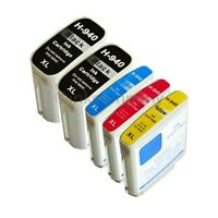 5 PATRONEN für HP 940 XL Set Officejet Pro 8000 Enterprise 8500A Premier Plus