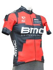 Pearl Izumi BMC Pro Cycling Team Short Sleeve Thermal Jersey Men SMALL Bike Red