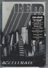 R.E.M. / ACCELERATE - LIMITED EDITION - US IMPORT  * NEW CD+DVD 2008 * NEU *