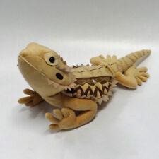 Bearded Dragon Plush cute & realistic