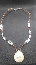 collier necklace stone  lima handmade antique vintage