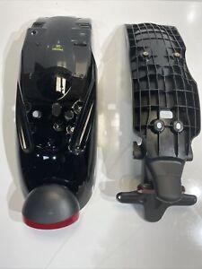 TRIUMPH Street Cup Scrambler Twin fender mudguard & taillight T2302378