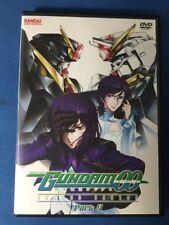 Mobile Suit Gundam 00 Second Season Part 4 (DVD, 2-Disc Set) G-1833-39-017