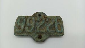 Vintage 99226 metal Sign