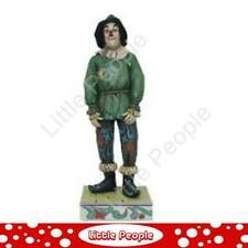 Jim Shore The Wizard of OZ Mini Scarecrow Figurine Disney Traditions Retired