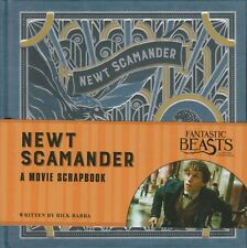 Newt Scamander - A Movie Scrapbook (Fantastic Beasts and Where to Find Them)