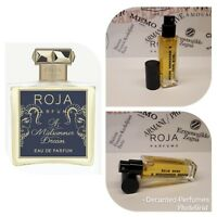 Roja Dove A Midsummer Dream - 17ml Extract based Eau de Parfum, Travel Fragrance