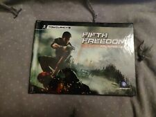 Tom Clancy's Fifth Freedom The Art of Splinter Cell Hard Cover