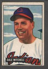 1951 Bowman #5 Dale Mitchell