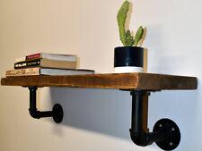 Hand made Industrial Pipe Kitchen / Bathroom shelf