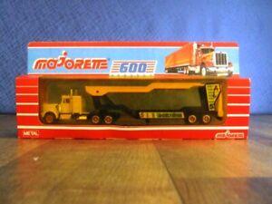 MAJORETTE 600 HO scale car carrier