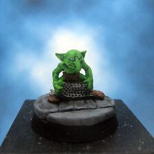 Painted Citadel/Games Workshop Miniature Snotling VII