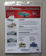 "EZ Chrome Finishing Adhesive Backed Foil (6""x10"" Sheet) Innovative Hobby Kit"