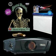 Spectral Illusions GHOSTS AND SPIRITS Halloween Video Effects Projector Bundle
