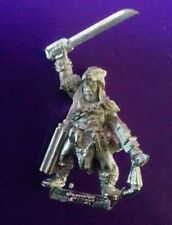 Ratskin ganger Necromunda gang  citadel gw games workshop ratskins chief #A