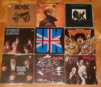 Beatles, Rolling Stones, Zappa, Queen, Led Zepp etc... Lot Of 3LP's Vinyl Albums