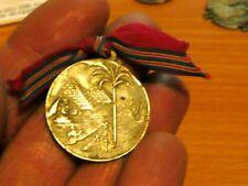 medaille breloque anglaise souvenir d egypte 1914 1915