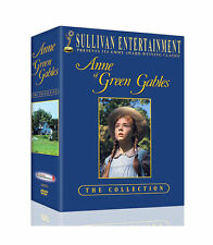 Anne of Green Gables Trilogy Box Set (DVD, 2005, 3-Disc Box Set) New Sealed F&S