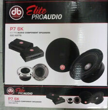 "New P7 6K 6.5"" Pro Audio Midrange Component Speakers SPL High End 500 Watts"