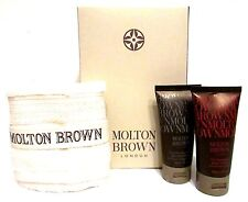 MOLTON BROWN Pink Pepperpod & Cempaka Body wash & Face Cloth GIFTSET  (P72)