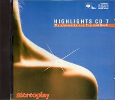 STEREOPLAY HIGHLIGHTS CD 7 - REFERENCE RECORDING -  rar!