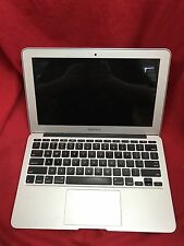 "mid-2012 Apple MacBook Air 11"" Laptop 128GB i5-1.7GHz 4GB RAM A1465"