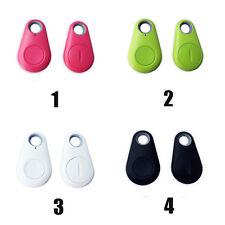 Mini Inalámbrico Bluetooth Rastreador GPS Alarma Coche Bebé Cartera Llave Perro