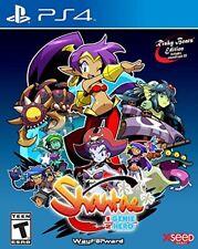 Shantae: Risky Beats Edition (North America) - PS4