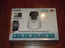 New Sealed- D-Link HD Pan & Tilt Day/Night Network Camera DCS-5222L 790069370236