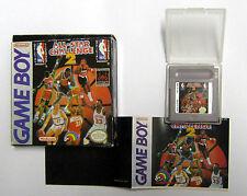 NINTENDO GAME BOY NBA ALL-STAR CHALLENGE 2 GB COLOR GBC ADVANCE GBA COMPLETO