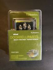Wired Doorbell Parts Transformer IQ America Multi Voltage