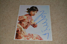 FUMI NIKAIDO signed autograph 8x10 20x25cm  In Person JAPANESE ACTRESS 二階堂 ふみ