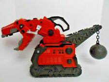 """DreamWorks Dino Trux Dinotrux /"""" D-STRUCTS /"""" Pull Back Action Vehicle /""""Loose/"""""""