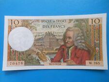 10 francs Voltaire 2-3-1972 F62/55 SUP+