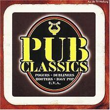 Pub Classics (1997) Pogues & Dubliners, Hooters, Dexy 's Midnight Runn [CD DOPPIO]
